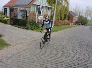 Cobbles galore